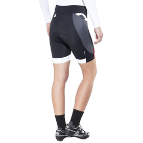 Cube Blackline Radhose kurz Damen black'n'white'n'grey